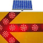 قیمت عمده تابلوهای ترافیکی خورشیدی